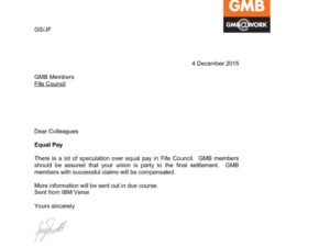 gmb equal pay